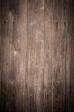 Dunkler hölzerner Hintergrund Lizenzfreie Stockbilder