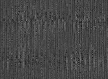Dunkler Hintergrund der Leinenserviette, grobe Webart des Baumwollstoffes Lizenzfreies Stockbild