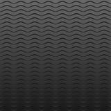 Dunkler Metallhintergrund mit eingedrückten Linien Stockfoto