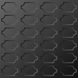 Dunkler Metallhintergrund mit eingedrückten Zahlen Lizenzfreie Stockbilder