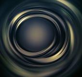 Dunkler metallischer Hintergrund Stockbild