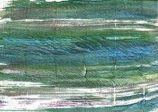 Dunkler Schiefergrau-Zusammenfassungsaquarellhintergrund lizenzfreie abbildung