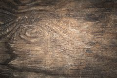 Dunkler strukturierter hölzerner Hintergrund des alten Schmutzes Lizenzfreie Stockbilder