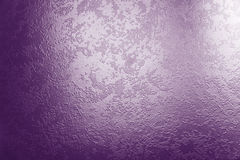 Dunkler violetter Glashintergrund Stockfotos