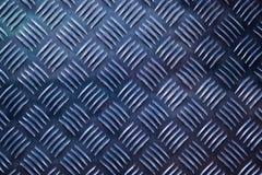 Dunkles abstraktes Metallstrukturierter Hintergrund Lizenzfreie Stockfotografie