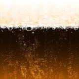 Dunkles Bier Lizenzfreie Stockfotos