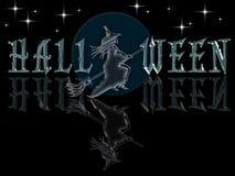 Dunkles Glazy Halloween Lizenzfreie Stockfotos