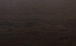 Dunkles Holz Stockbild