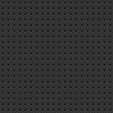 Dunkles perforiertes Brett-nahtlose Hintergrund-Fliese Lizenzfreies Stockfoto