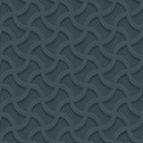Dunkles perforiertes Papier Lizenzfreie Stockbilder