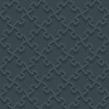 Dunkles perforiertes Papier Stockbilder