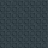Dunkles perforiertes Papier Lizenzfreies Stockbild