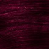Dunkles rosa gesundes Klipp-in der Haarbeschaffenheit Lizenzfreies Stockbild