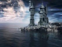 Dunkles Schloss