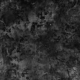 Dunkles Schwarzes des Schmutzes städtische Beschaffenheits-Schablone Dunkler unordentlicher Staub-Überlagerungs-Bedrängnis-Hinter Lizenzfreies Stockfoto