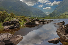 The Dunloe Gap Stock Photography