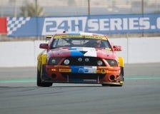 Dunlop 2012 24 heures de chemin à Dubaï Photo libre de droits
