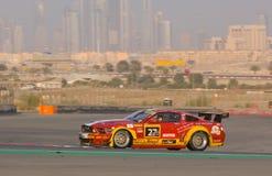Dunlop 2012 24 heures de chemin à Dubaï Photo stock
