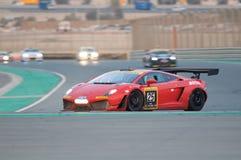 Dunlop 2012 24 heures emballent à Dubaï Images stock