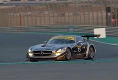 Dunlop 2012 24 heures emballent à Dubaï Images libres de droits