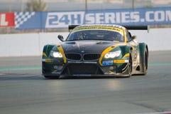 Dunlop 2012 24 horas compite con en Dubai Imagenes de archivo