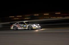 Dunlop 2012 24 horas de raça em Dubai Fotos de Stock Royalty Free
