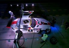 Dunlop 2012 24 horas de raça em Dubai Fotografia de Stock