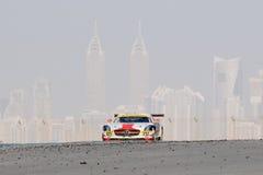 Dunlop 2012 24 ore di corsa in Doubai Fotografia Stock
