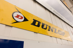 Dunlop Royalty Free Stock Photo