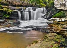Dunloup Creek Falls Stock Images