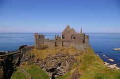 dunluce замока Стоковая Фотография RF
