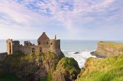 Замок Dunluce Стоковое Изображение