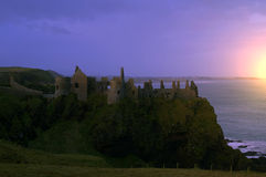Dunluce Castle Royalty Free Stock Image