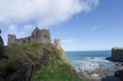 Dunluce Castle, Northern Ireland Royalty Free Stock Image