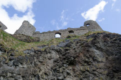 Dunluce Castle, Northern Ireland Royalty Free Stock Photos