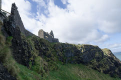 Dunluce Castle, Northern Ireland Royalty Free Stock Photo