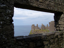 Dunluce Castle Stock Photography