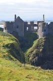 Dunluce Schloss Stockbild