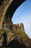 Dunluce slott Arkivfoton
