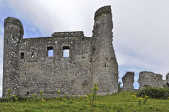 Dunmeo Castle Stock Image