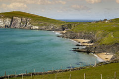 Dunmore Head, Dingle Peninsula Coast in Ireland Stock Photo