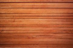 Dunne houten muur royalty-vrije stock foto