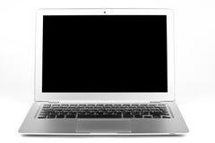 Dunne Laptop Stock Foto's