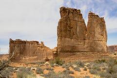 Dunne Mesa Stock Afbeeldingen