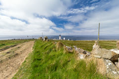 Dunnet Head, Caithness royalty free stock images