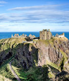 Dunnotar Castle in Scotland Royalty Free Stock Image