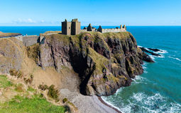 Dunnotar Castle Stock Image