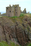 Dunnotar Castle, Stonehaven Royalty Free Stock Photo