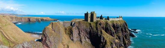 Dunnotar slott Arkivbilder
