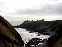 Dunnottar Castle 2 Royalty Free Stock Photography